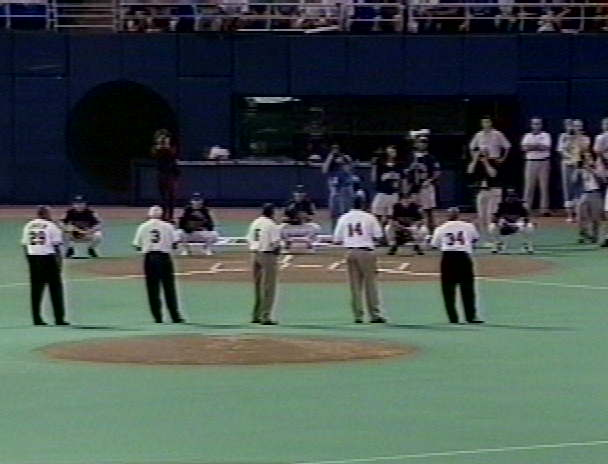 History at the Metrodome